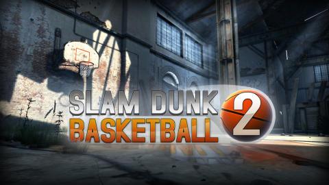 Svenska mobilspelsstudion VisualDreams visar uppföljaren till deras världshit Slam Dunk Basketball