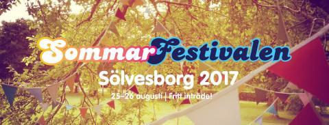 Schema för Sommarfestivalen 2017