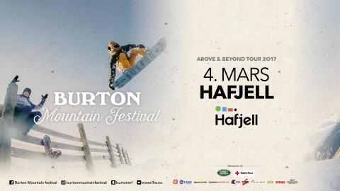 Burton Mountain Festival, Hafjell Mosetertoppen