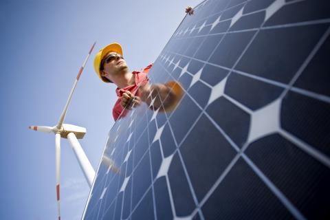 MDH forskar för mer förnybar energi i framtidens energisystem