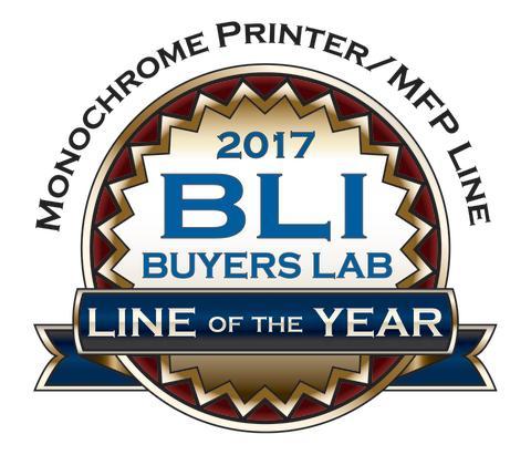 BLI Line of the Year 2017 Award