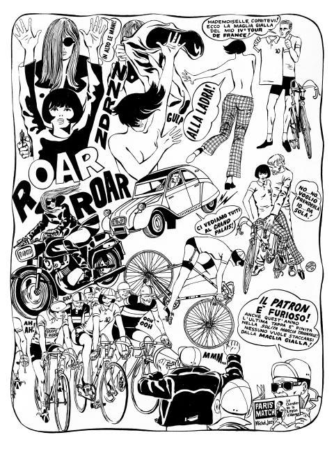 Fra tegneserien 6