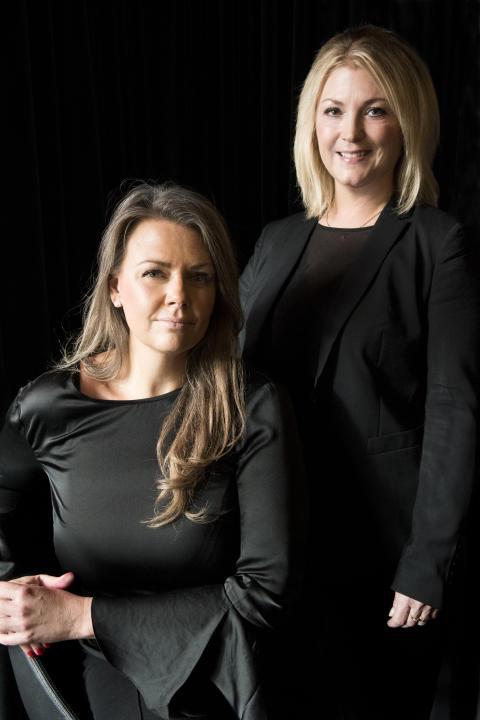 DEFA e-mobility - Charlotte Eisner och Anna Fägersten