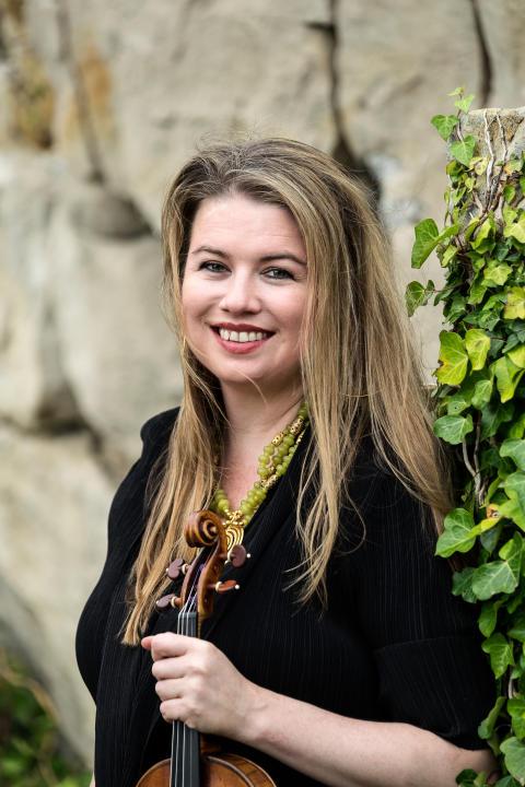 Lara St John, solist