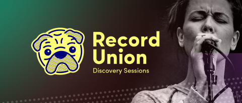 Sebastian Mikael - Suddenly | Record Union Discovery Sessions