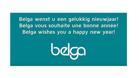 Belga wenst jullie een Gelukkig 2020!
