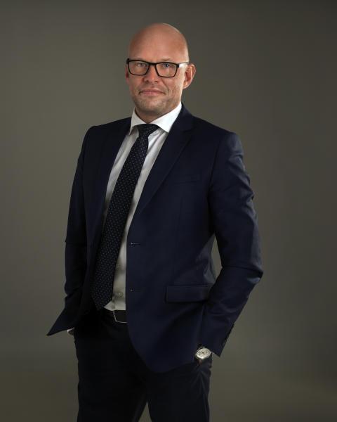 Per Haakon Lomsdalen, Norgessjef SAP