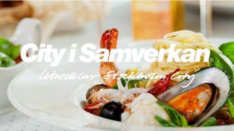 Välkommen till frukostseminarium om Food & Beverage i Stockholm City fredag 1 april