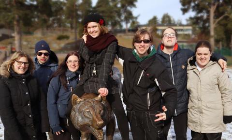 Pressinbjudan: Dagliga verksamheter arrangerar allsång i Mariebergsskogen
