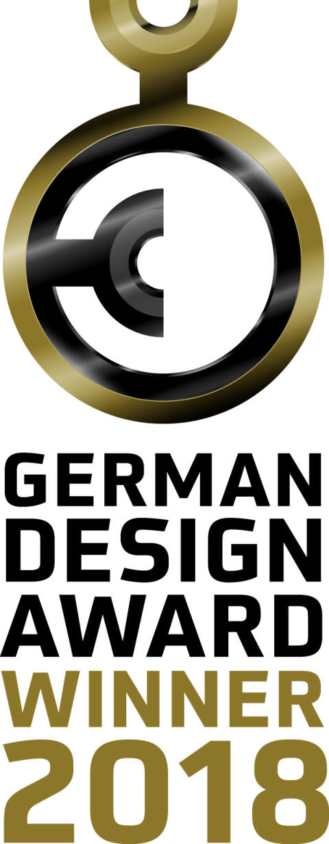 German Design Award Winner 2018 2C
