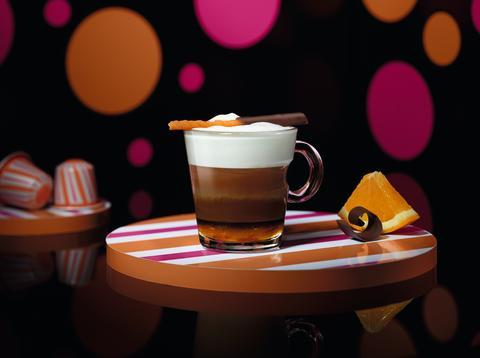 Nespresso Limited Edition Variations Confetto Orangette