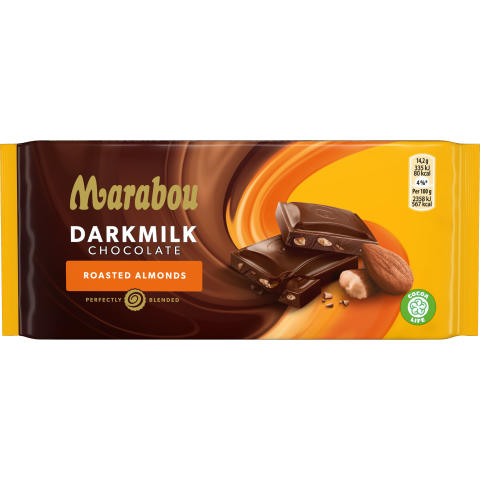 Darkmilk Roasted Almonds