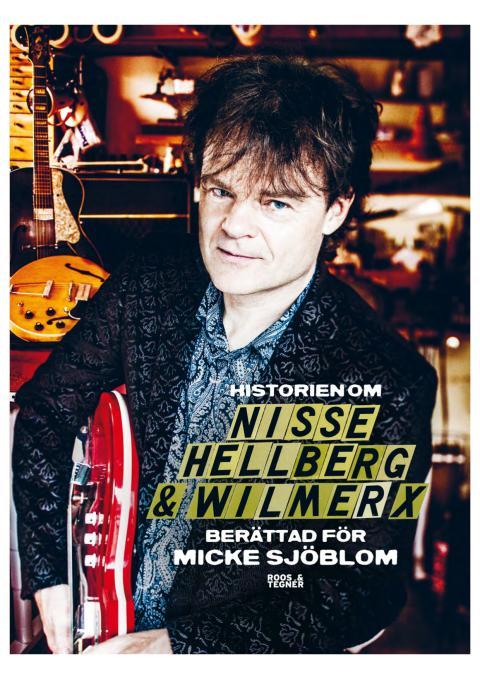 """Provkapitel från boken """"Historien om Nisse Hellberg & Wilmer X"""""""