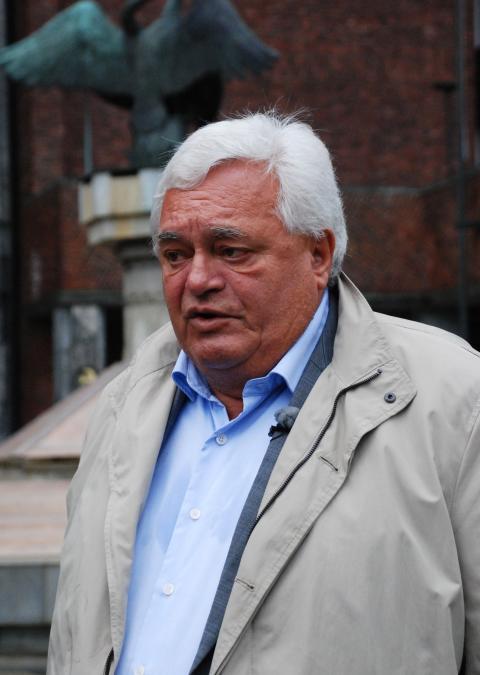 Administrerende direktør Peter Batta i Huseiernes Landsforbund går til gruppesøksmål mot Oslo kommune.