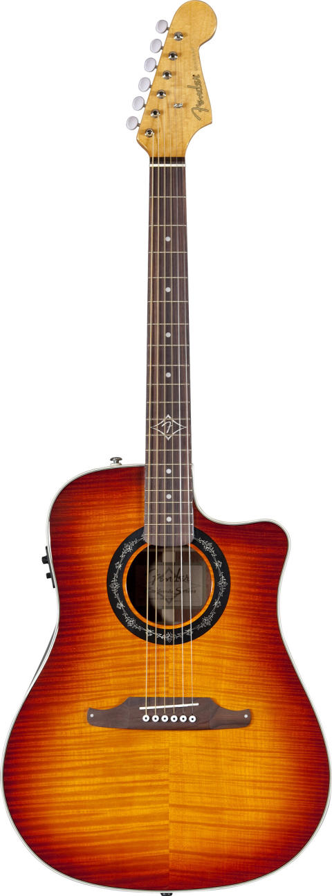 FENDER® ACOUSTIC NEW SUMMER ADDITIONS