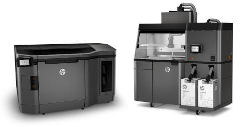 HP har lansert verdens første 3D Printløsning for industriell bruk