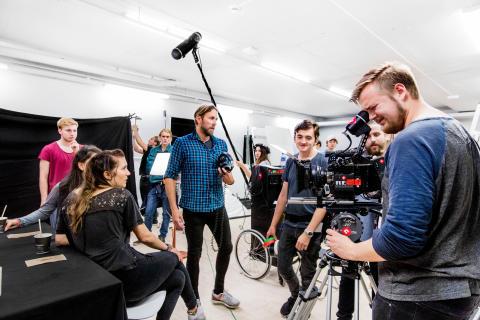 Filmproduksjon Noroff Oslo