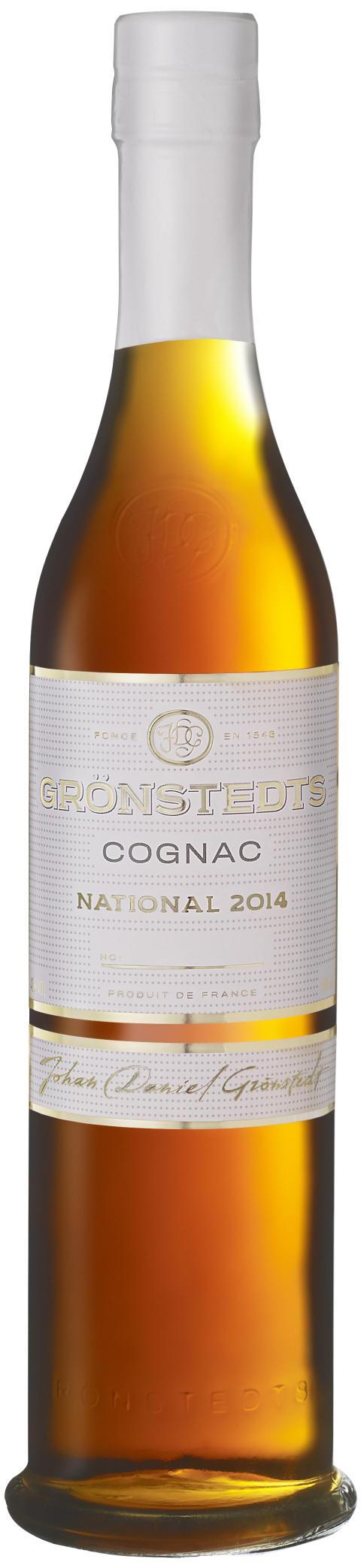 Grönstedts National 2014, pack shot