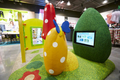 PREEM utvecklar sina stations koncept med RODECO Pop Up Play.