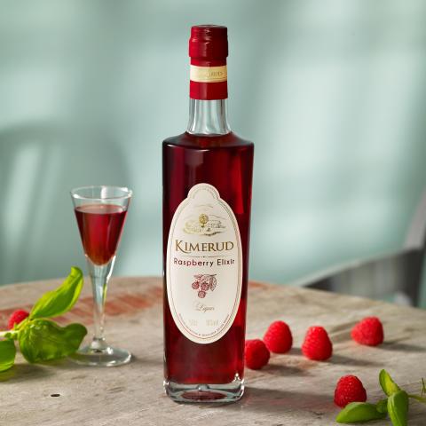 Kimerud Raspberry Elixir miljø