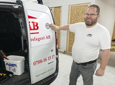 Entreprenörföretagens medlemmar välkomnar satsningen på stöldskyddsmärkning med dna-teknik