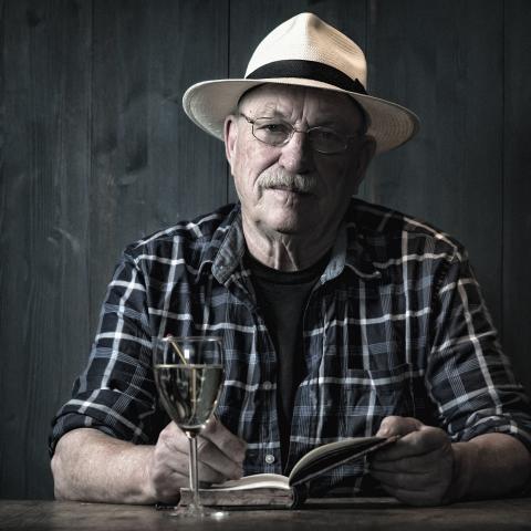 Vi feirer Gert Nygårdshaugs nye bok og hans 50 år som forfatter