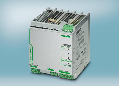 Ny strømforsyning til frekvensomformere