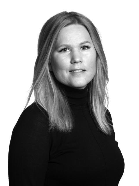 Stina Karlsson - Marknadsansvarig Arbesko