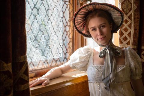 Jane Austen-inspirerad utställning