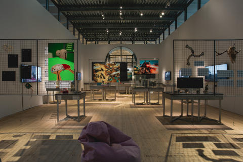 Yarny, Medusa och en elefant : The Craft of Swedish Game Design