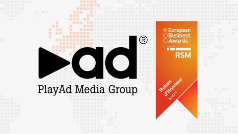 PlayAd tar finalplats i Europas största affärstävling