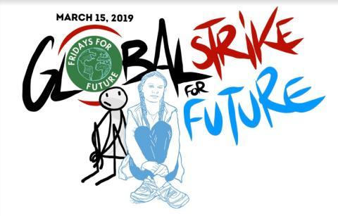 Detta händer vid Global Strike For Future 15 mars i Stockholm