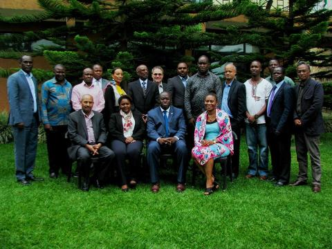 ​GAF team to provide technical assistance to GMES & Africa Support Programme