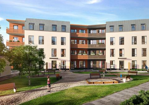 Pressinbjudan: Byggstart av 69 bostäder på Västgötebacken, Norrköping
