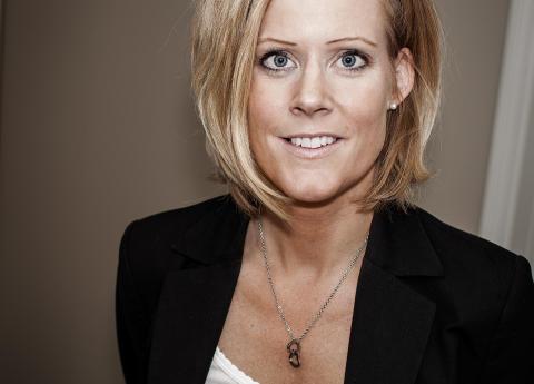 Karin Lundman, hotelldirektör Scandic Gävle