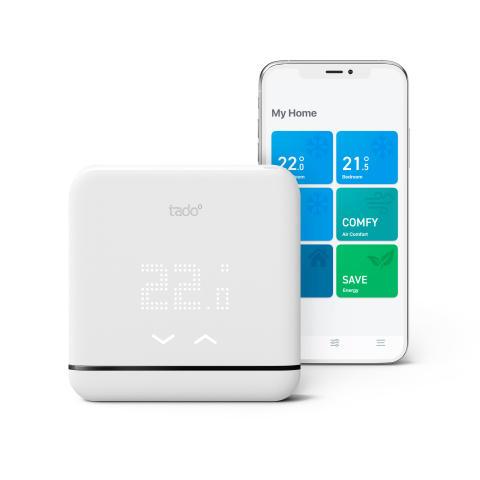 tado° lancerer HomeKit-kompatibel Smart AC Control