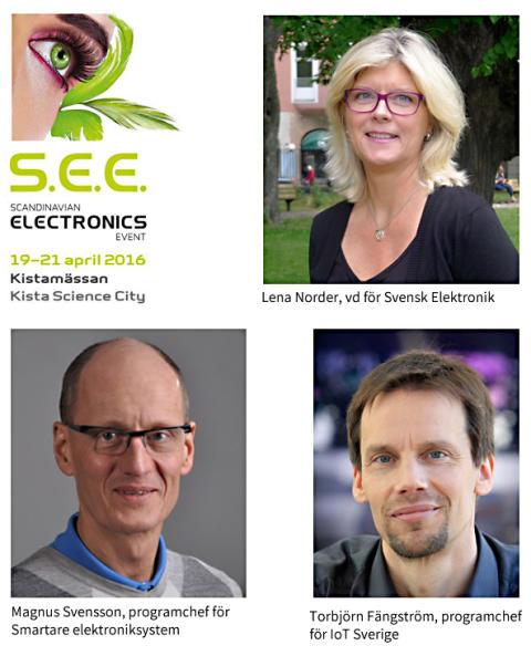 Förverkliga din idé på S.E.E 2016