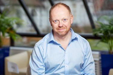 Russ Tarr, VP Sales EMEA på Artificial Solutions