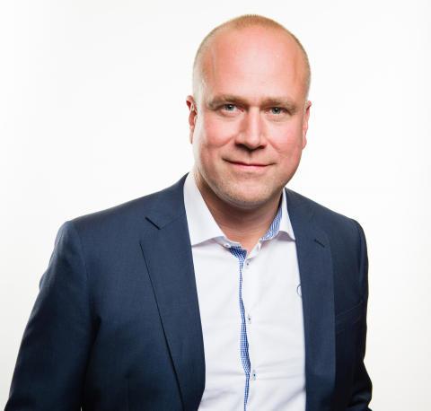 Anders Djupenström blir regionchef i region Nord