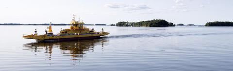 Erik Froste om sin nya roll och sjöfartens hållbara utveckling