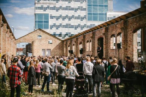Foto Malmø Saluhall 4