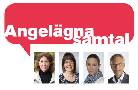 Angelägna samtal fortsätter på Örebro konsthall