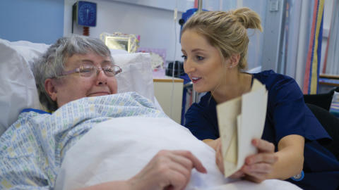 Students' tear-jerking film brings nursing to life