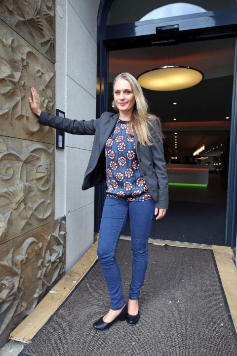 Travel24 Hoteldirektorin Beate Lehmann