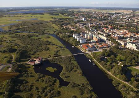 Invigning av det stadsnära naturreservatet Årummet i Kristianstads Vattenrike