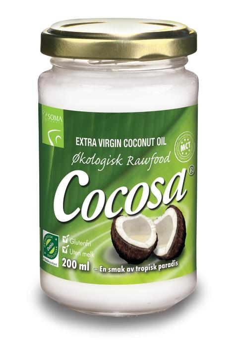 Cocosa Extra Virgin 200 ml