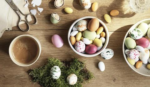 Påskens mest älskade ägg är äntligen tillbaka!