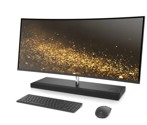 HP Envy Curved All In One