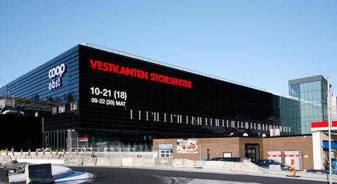 Vestkanten Storsenter 1