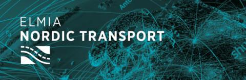 Elmia Nordic Transport Infrastructure 8-10 oktober 2019